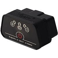 Vgate iCar2 BLE4.0 Mini OBD2 Car diagnostica Scan Tool IOS per iPhone, iPad, PC con interruttore di accensione