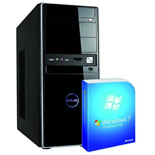 Memory PC Intel PC Core i5-4570 (Quadcore) Haswell 4x 3.2 GHz, 8 GB DDR3, 1000 GB Sata3 , Intel HD 4600 Grafik, USB 3.0, SATA3, HDMI, DVD-Brenner, Sound, GigabitLan, Cardreader, Windows 7 Pro 64bit (Windows 10 Update-fähig), MultimediaPC