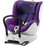 Römer Dual Fix, Silla de coche grupo 0+/1 Isofix, púrpura (Mineral Purple)