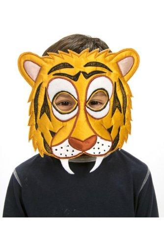 Tiger Kostüm Kinder - Kinder Kostüm Tiger - Slimy Toad (Beängstigend Masken Für Kinder)
