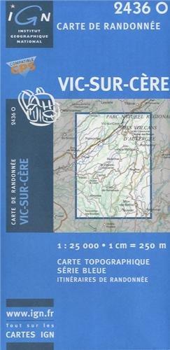Vic-sur-Cere GPS: Ign2436o