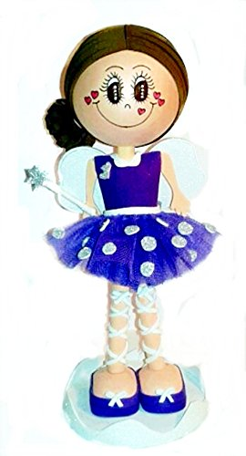 Muñeca Personalizada Fofucha Campanilla Morada