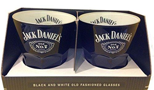 Jack Daniel 's Set von Zwei Old Fashion Brille Old Fashion Set