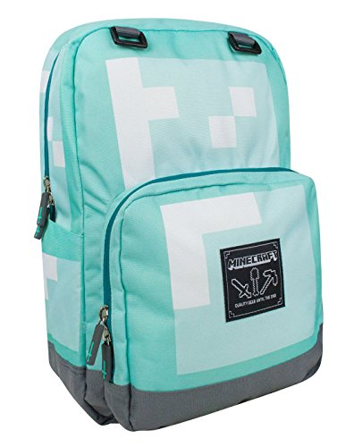 official-minecraft-diamond-backpack