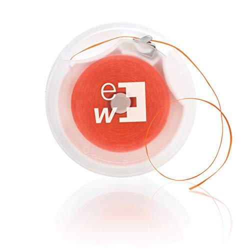 edel+white Easy Tape Zahnband gewachst 70m, 3er Vorteilspack (3x 70m)