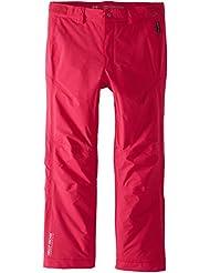 Helly Hansen Jr Legend - Pantalón de esquí para niños, color rosa, talla 164/14