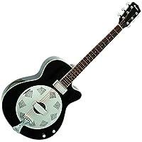 Dimavery RS-420 - guitarra resonador con la recogida