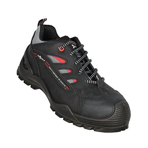 Aimont, Chaussures De Sécurité Pour Homme Noir (noir)