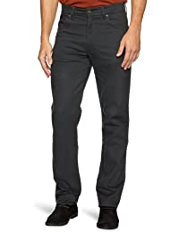 Wrangler - Texas Stretch Navy Grey - Jeans Homme