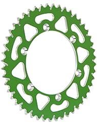 fritzel Cadenas Cilindro de dentadas König verde, Aluminio, división Serie 520, Beta RR