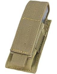 CONDOR MA32-003 Single Pistol Mag Pouch Coyote Tan