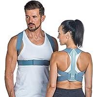 BACK Rücken-Haltungskorrektur | Schulterbandage | Bessere Körperhaltung, Verminderte Schulter Und Nackenschmerzen... preisvergleich bei billige-tabletten.eu