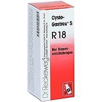 Cysto Gastreu S R 18 Tropfen zum Einnehmen 50 ml preisvergleich bei billige-tabletten.eu