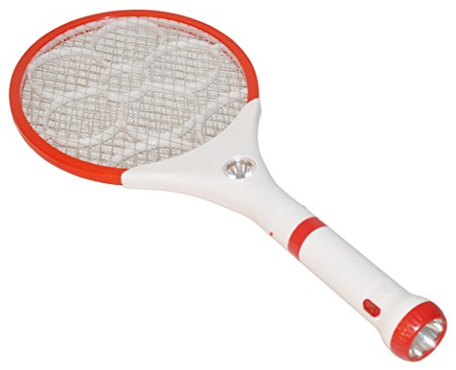 Aone A One Rechargeable Mosquito Bat With Led Red