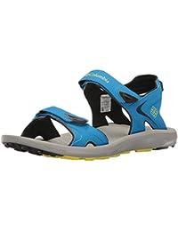 Columbia Men's Techsun Athletic Sandal, Blue Magic/Zour, 10 D US