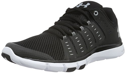 Under Armour Micro G Limitless Training 2, Scarpe Sportive Indoor Uomo, Nero (Black), 42.5 EU
