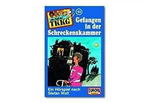 MC TKKG 043 - Gefangen in der Schreckenskammer