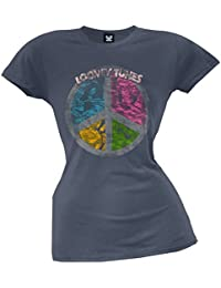 Looney Tunes–Peace Zeichen Junioren T-Shirt