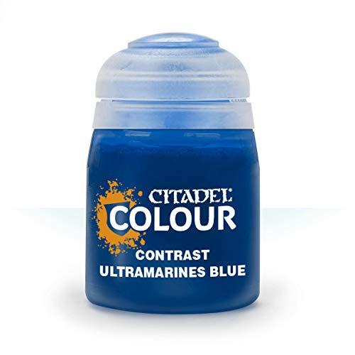 Citadel Colour Games Workshop Contrast - Ultramarines Blue 29-18