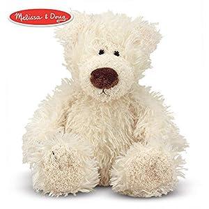 Melissa & Doug- Baby Roscoe Bear Vanilla (17730)