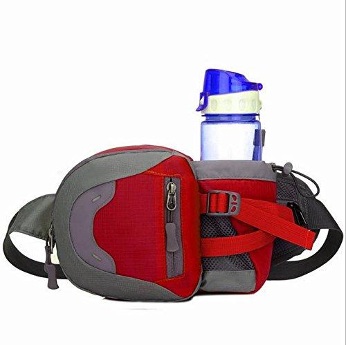 Z&HX sportspurse Hip Pack Reisetaschen Bergsteigens Tasche Rucksack im Freien Multifunktions g