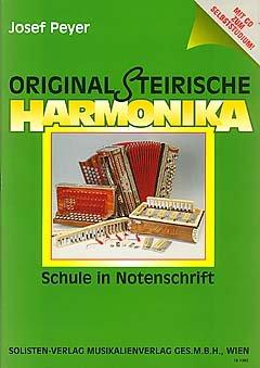 Steirische Harmonikaschule In Notenschrift