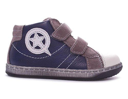 Balocchi Mini bambino, pelle scamosciata, sneaker bassa, 24 EU