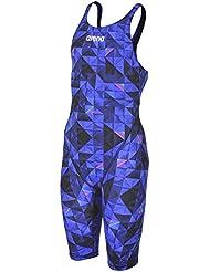 Arena Limited Edition Powerskin ST 2.0 Junior Combinaison De Natation - Bleu Marine / Rose