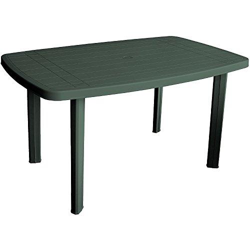 Einfaches Set 6+1 Kunststoff in Grün - 2