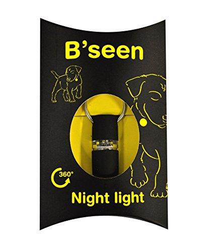 Kruuse B' Seen 360 Haustier-Licht, 1 Stück, One Size, schwarz -
