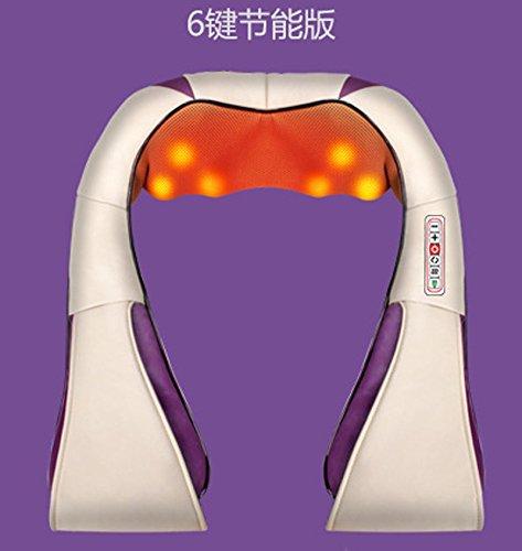 Zervikale massage Gerät Rücken Schulter Massagegerät, A, 1.