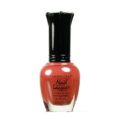 (6 Pack) KLEANCOLOR Nail Lacquer 1 - Coffee