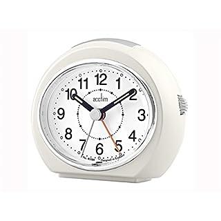 Acctim–easi-Set–Wecker–Pearl Weiß