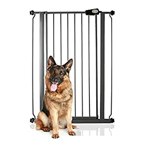 Bettacare Child and Pet Gate Slate Grey Standard 75cm - 82.6cm   6