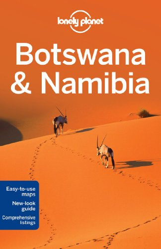 Botswana & Namibia 3 (Travel Guide)