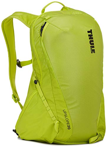 Thule Upslope 20L Snowsports Backpack, Farbe:Lime Punsch