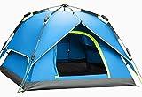 WETOO Automatisches Wasserdichtes 3-4 Person Pop Up Zelte für Camping und den Außenbereich geeignet