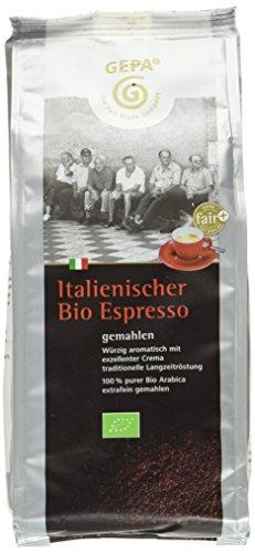 Gepa Italienischer Bio Espresso, 250 g