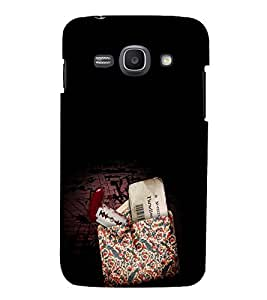 EPICCASE Blade love Mobile Back Case Cover For Samsung Galaxy Ace 3 (Designer Case)