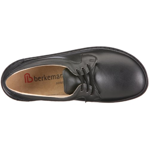 Berkemann 03488 Aventin Barberina, Scarpe Basse Da Donna Nere (nero)