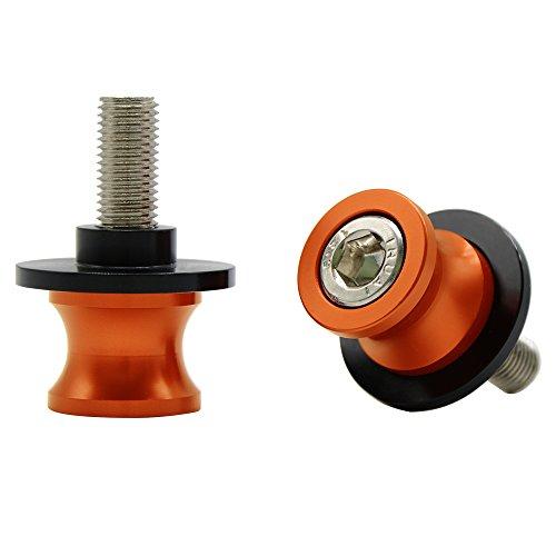 Universal CNC Aluminio Diabolos M10*1.25 Basculante de Deslizadores Tornillos del Soporte para...