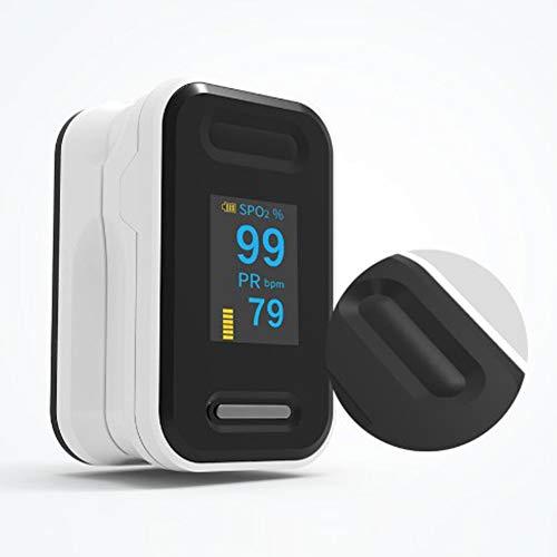 ACC Pulsoximeter, medizinisches Finger-Pulsoximeter mit OLED-Farbdisplay zur schnellen Messung von Erwachsenen, Kindern, Kleinkindern und pädiatrischen Anwendungen. - Pädiatrische Herz