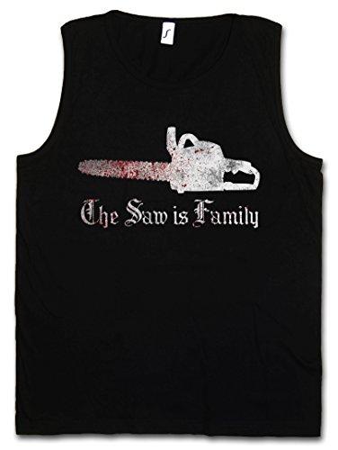 The Saw is Family Herren Männer Tank Top Training Shirt - Sizes S - 5XL