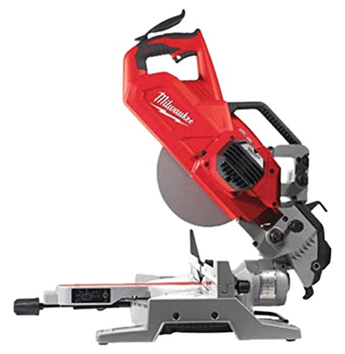 Milwaukee M18SMS216-0 M18 Cordless Mitre Saw (Naked-no Batteries or Charger), 18 V