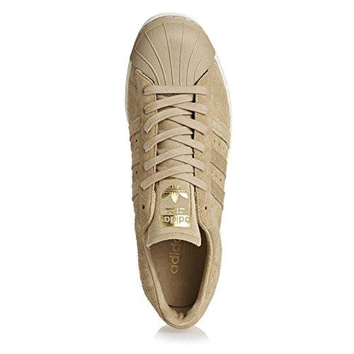 Adidas Superstar 80's Uomo Sneaker Khaki Khaki