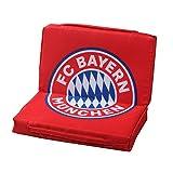 FC Bayern München Klappsitzkissen, Sitzkissen, Kissen, Stadionkissen FCB - Plus Lesezeichen I Love München