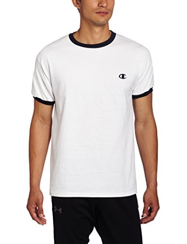 champion-mens-jersey-ringer-tee-white-navy-size-m