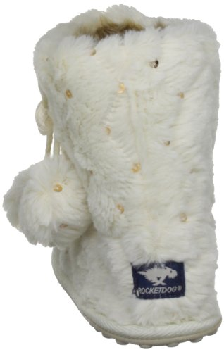 Rocket Dog Snowflakesa, Chaussons femme Ivoire