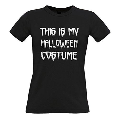 Dieses ist mein Halloween-Kostüm Lustige Spooky Scary Trick Treat Dad Frauen (Kostüme Halloween Frauen Für Minute Last)