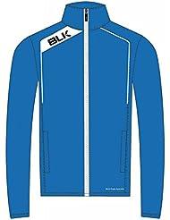 BLK Rugby Veste de survêtement Bleu Azur